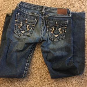 Big star jeans!